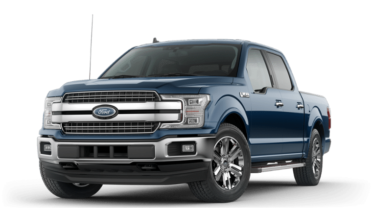 New 2019 Ford F-150 Lariat Truck SuperCrew Cab Independence, MO